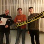 John Koedoot nieuwe hoofdtrainer AGSV